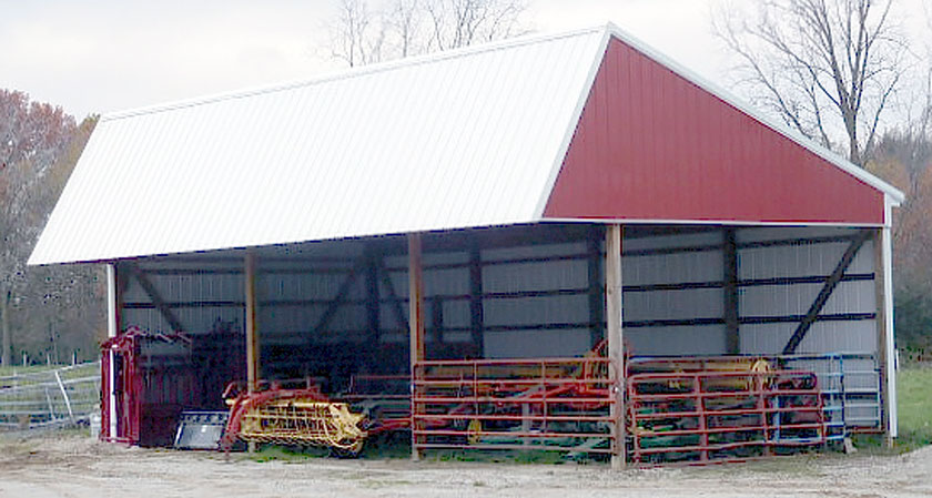The farmer 39 s exchange online e sale bill search results for Open pole barn